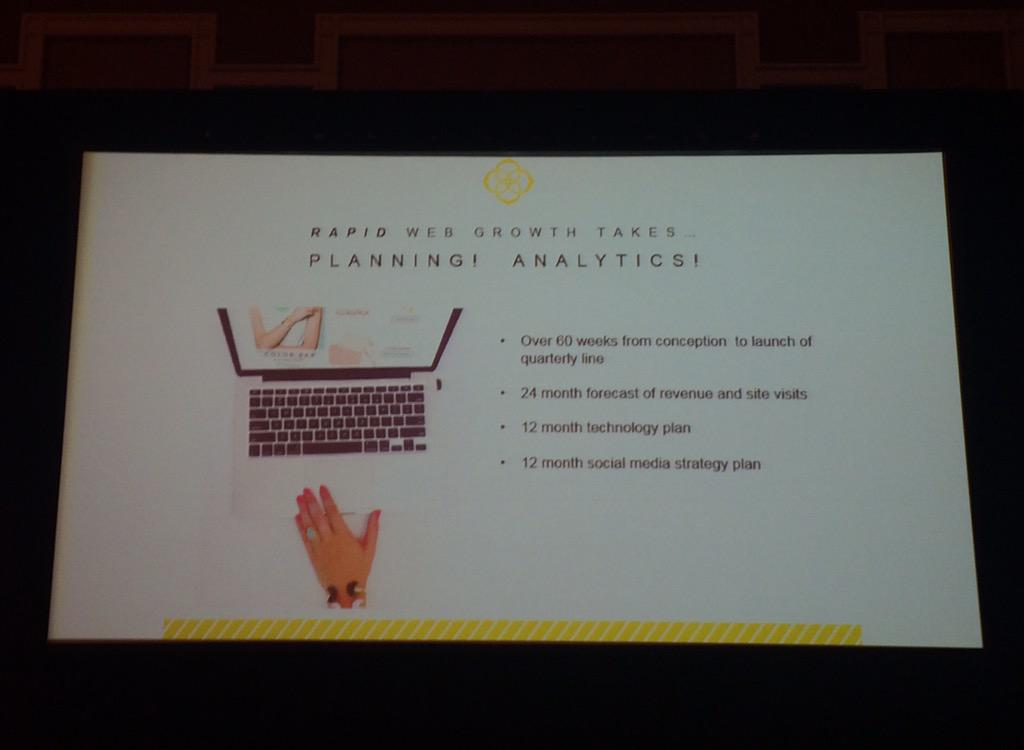 dotmailer: Planning is key for web growth! #ImagineCommerce http://t.co/2vfj4y0NZK