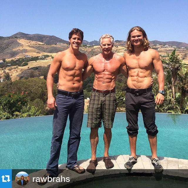 "Mark Sisson mark_sisson on twitter: ""#repost @rawbrahs ・・・ hung out with"