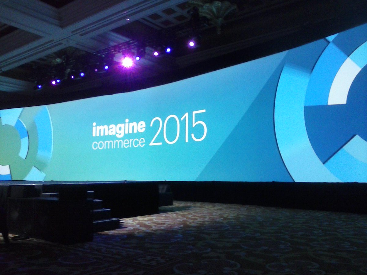 paradoxlabs: More pictures from day 2 of #ImagineCommerce. Get Unbound! http://t.co/XX8eq53BOC