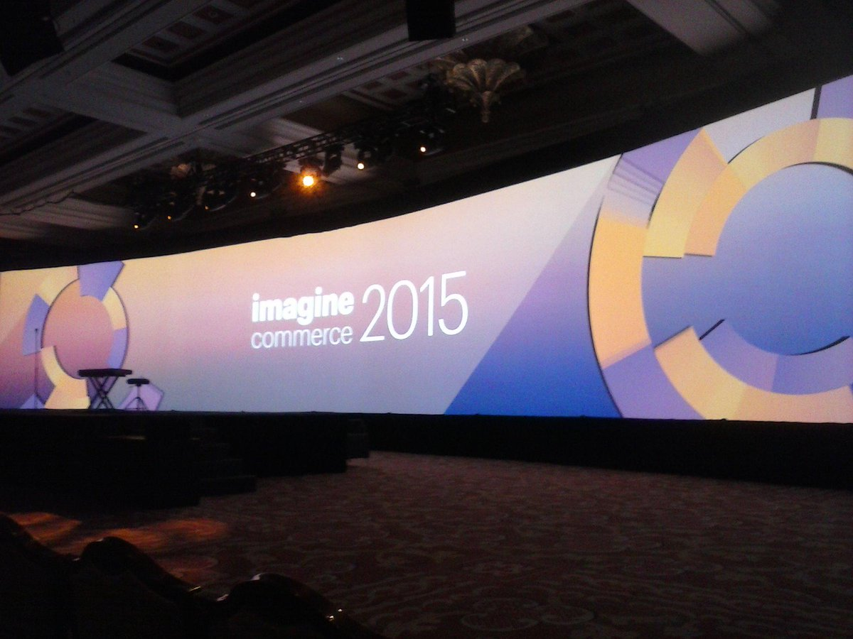 paradoxlabs: Day 3 of #ImagineCommerce is kicking off! Here's to getting unbound! http://t.co/LimFloiKjE