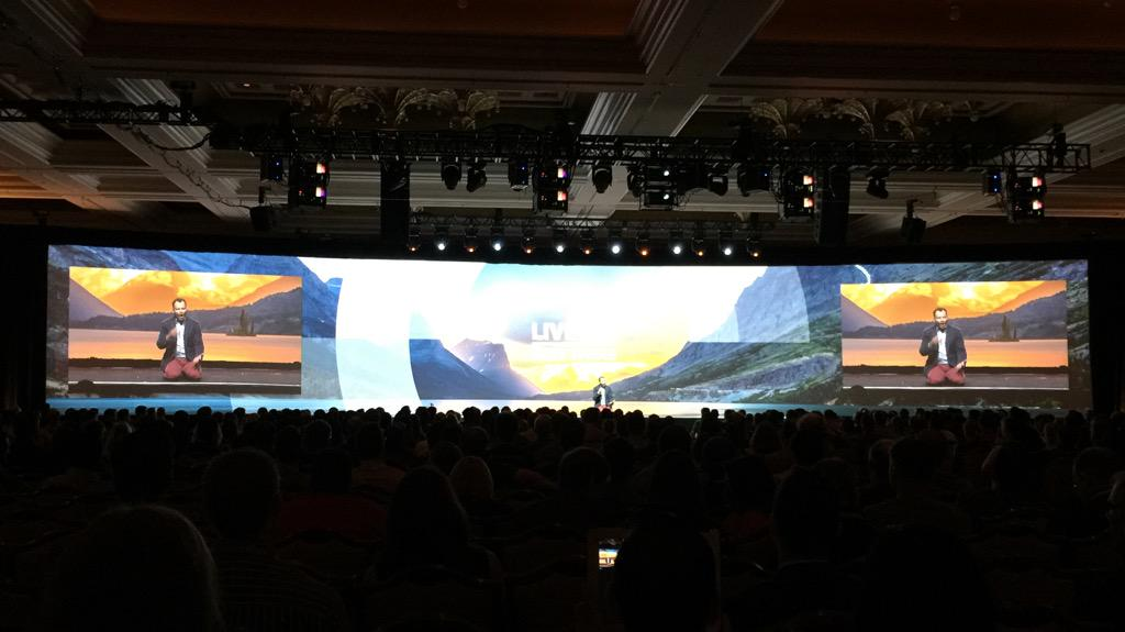 benmarks: I hope you know you're part of the #ImagineCommerce family forever, @JC_Climbs! http://t.co/91mKyxqDT4