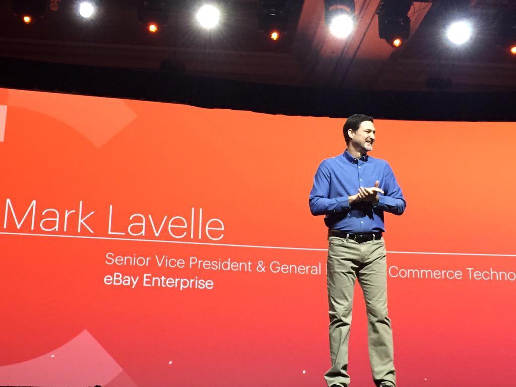 DCKAP: Mark Lavelle @eBayEnterprise @magento Wednesday Keynote #ImagineCommerce 240k Customers 300+ partners 4500 devs http://t.co/wG67BZqFv1