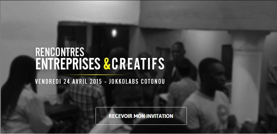 REC #1: la première rencontre entre créatifs/entreprises au #Bénin a lieu ce vendredi http://t.co/Vflr39pY1C #wasexo http://t.co/04birMAEFV