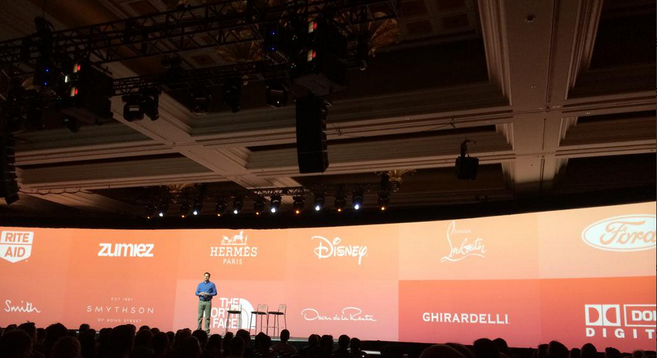 Ecomextension: Top Brands using Magento - Disney, Hermes, Ghirardelli and Ford!!!n#MagentoImagine #ImagineCommerce #imagine2015 http://t.co/4nF9OJTs2U