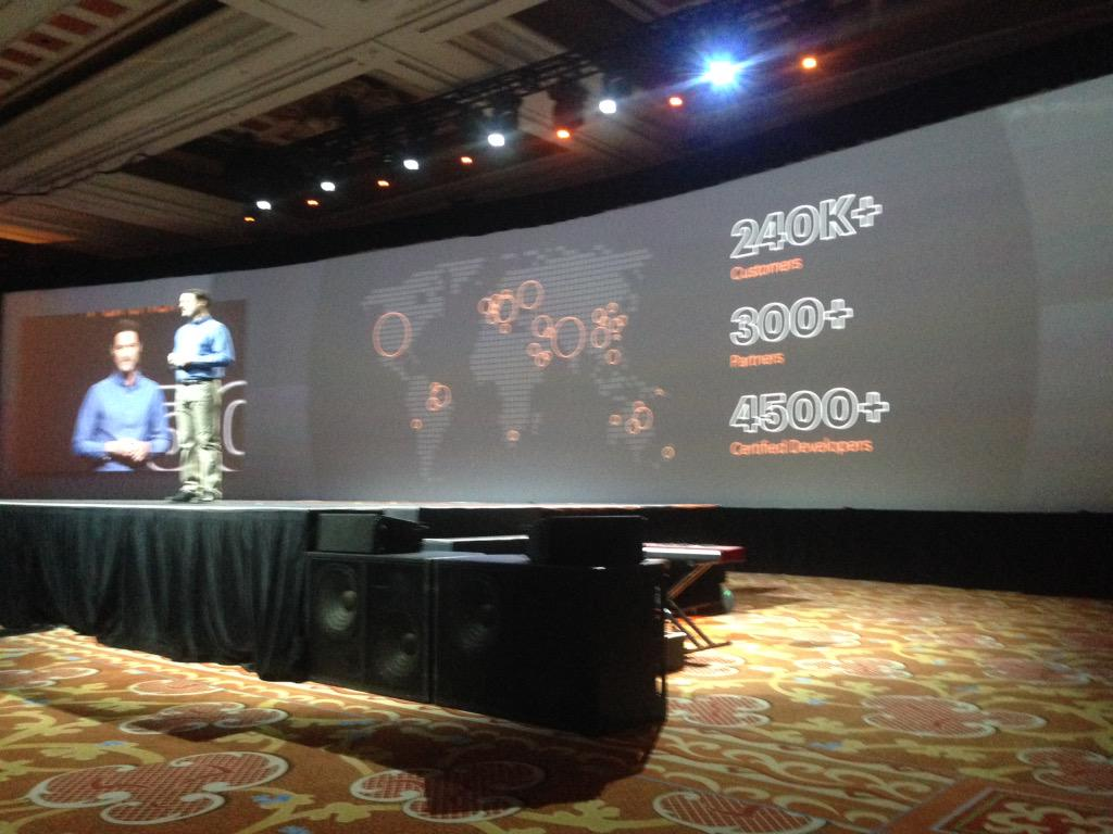 SheroDesigns: 4500+ certified developers of #Magento around the world @mklave1 #ImagineCommerce http://t.co/9GLOcaHUsW