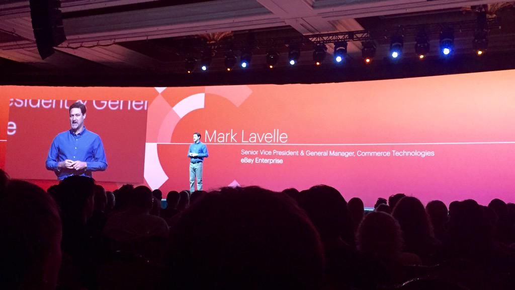 ericerway: Final day of Imagine 2015 conference with Mark Lavelle keynote. Let's get started! #ImagineCommerce http://t.co/ntmiVZ5Bvr