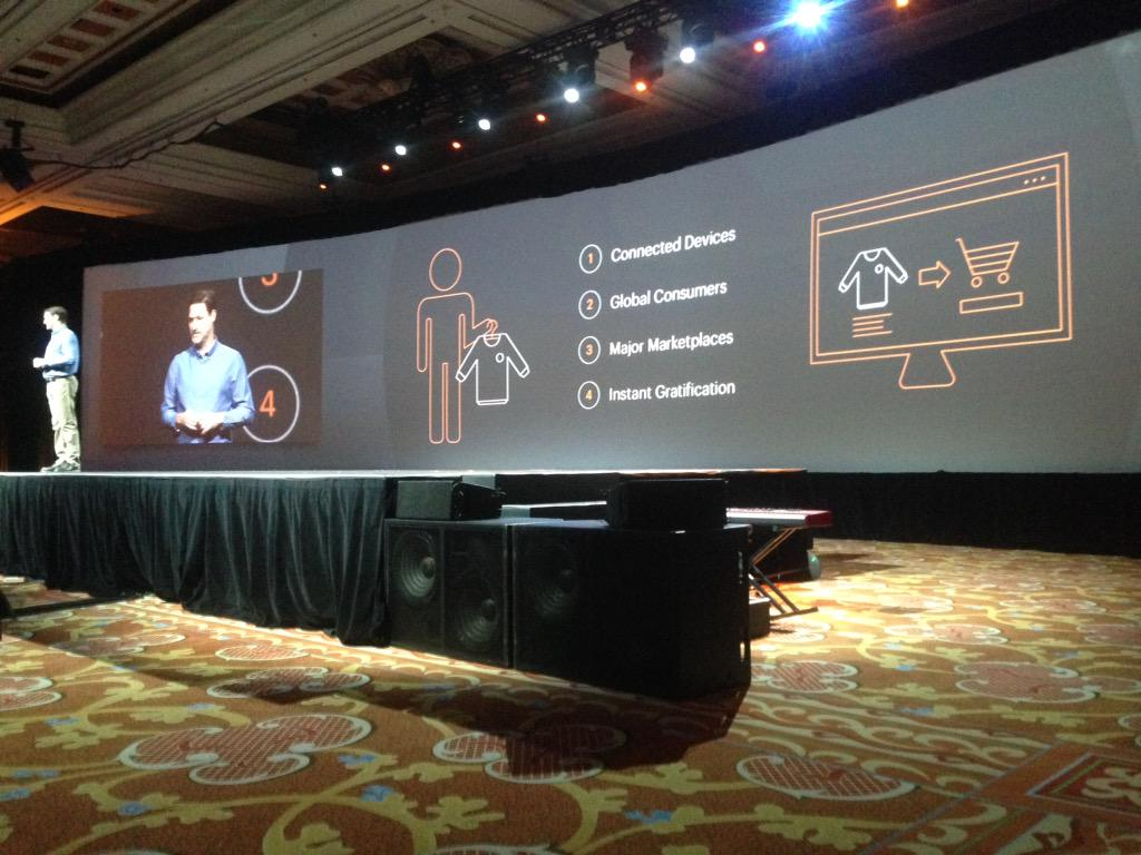 SheroDesigns: Amazon caused an increase in instant gratification - #shipping on demand. #customerservice #ImagineCommerce @mklave1 http://t.co/6nOY4yIeEt
