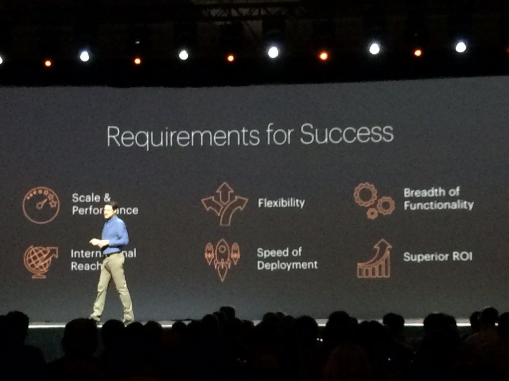 ShipperHQ: Key requirements for success from @mklave1 #ImagineCommerce http://t.co/yYLrfu8uKC