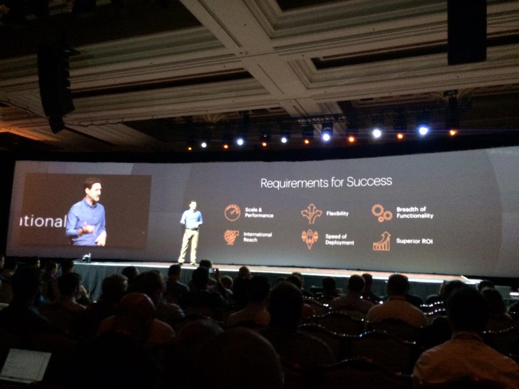 blackbooker: What's required to succeed? Mark gives us a look... #ImagineCommerce http://t.co/RQND7CQpUe