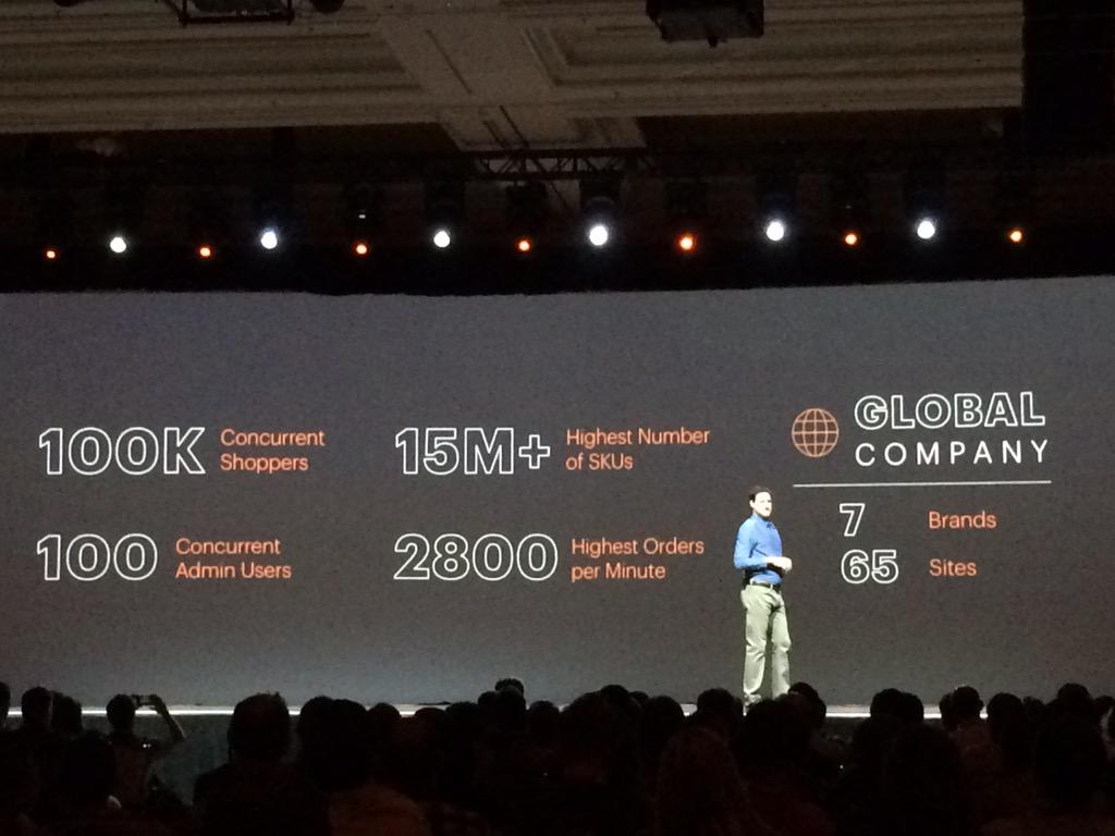 ShipperHQ: @Magento powers sites with massive volumes including more of the #IR500 than any other platform #ImagineCommerce http://t.co/gCICN6qFeD
