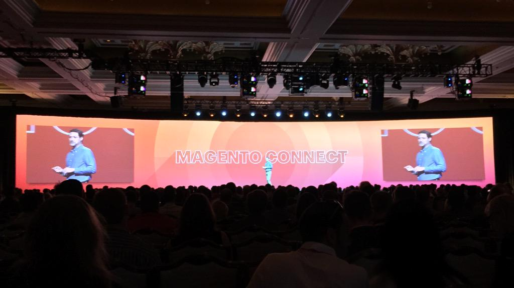benmarks: 'Merchants and developers will be more empowered than ever' with the new Magento Connect. #ImagineCommerce http://t.co/LoKh4aAkfI