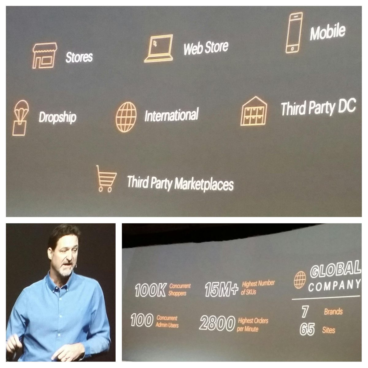 LawrenceByrd: Leading #ecommerce platform @Magento delivers #omnichannel at scale. @mklave1 #imaginecommerce http://t.co/OfFz9GJ1mY