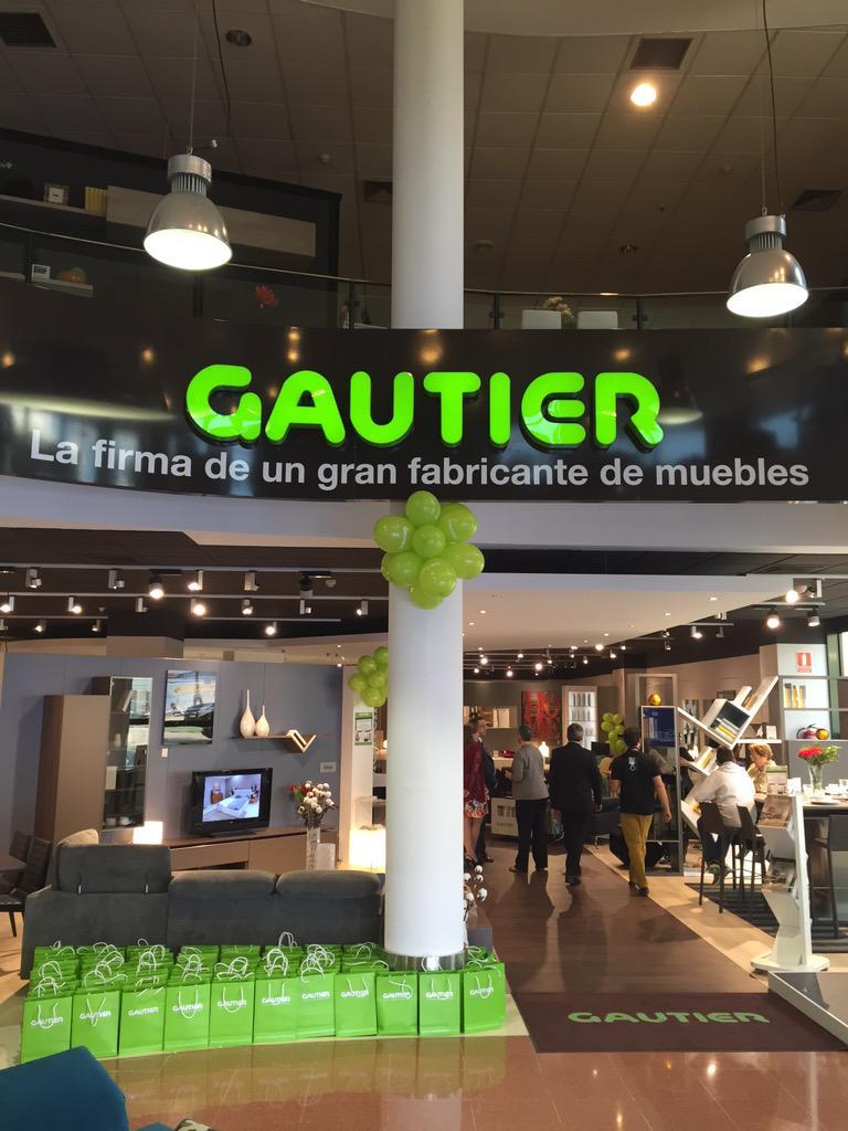 Mobiliario Y Estilo Mimobiliario Twitter # Muebles Gautier Espana