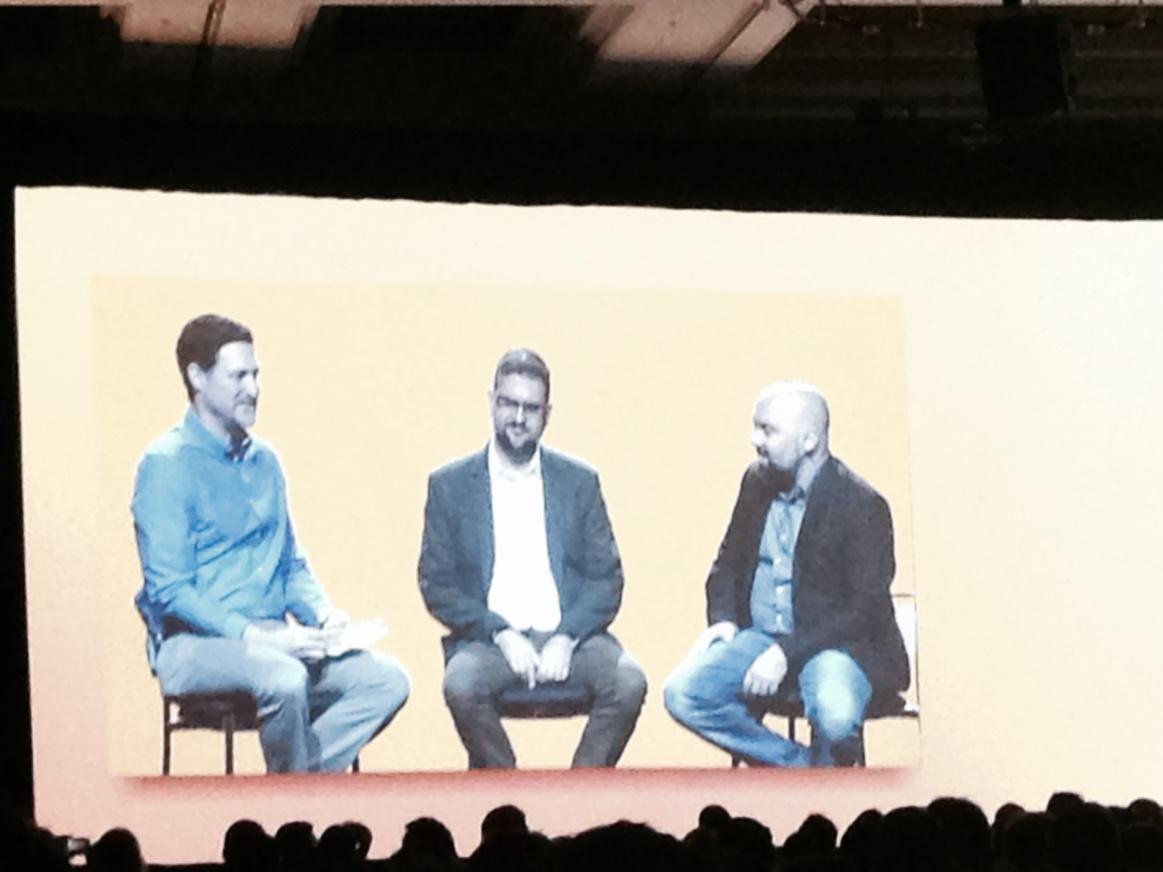 art_boyd: Saraiva on stage @ #imagineCommerce.  Nice shout out for eSmart http://t.co/KtJyBOpIxP