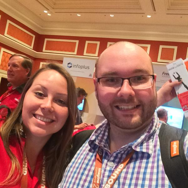 cellwood: Another gr8 day at #ImagineCommerce. We've met many wonderful merchants & partners. Fantastic show. #LiveFastCLX http://t.co/9e46DoKgSC