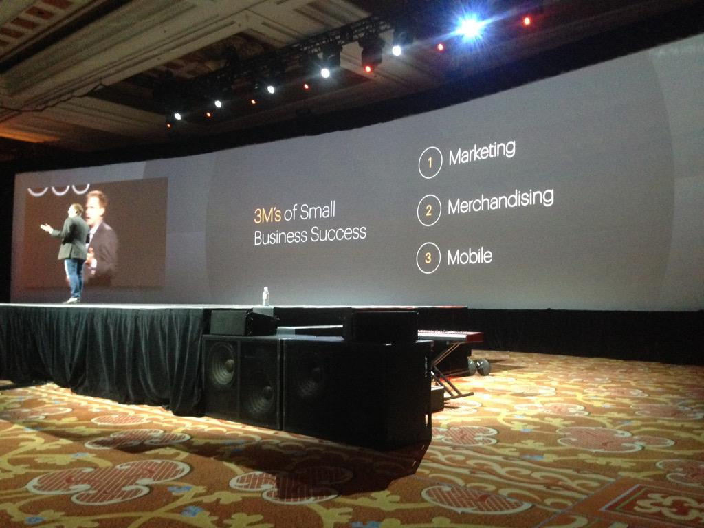 SheroDesigns: 3M's of small #business #success: marketing, merchandising, mobile from Alex Cranmer IMA #magento #ImagineCommerce http://t.co/eCmRiQiJjV