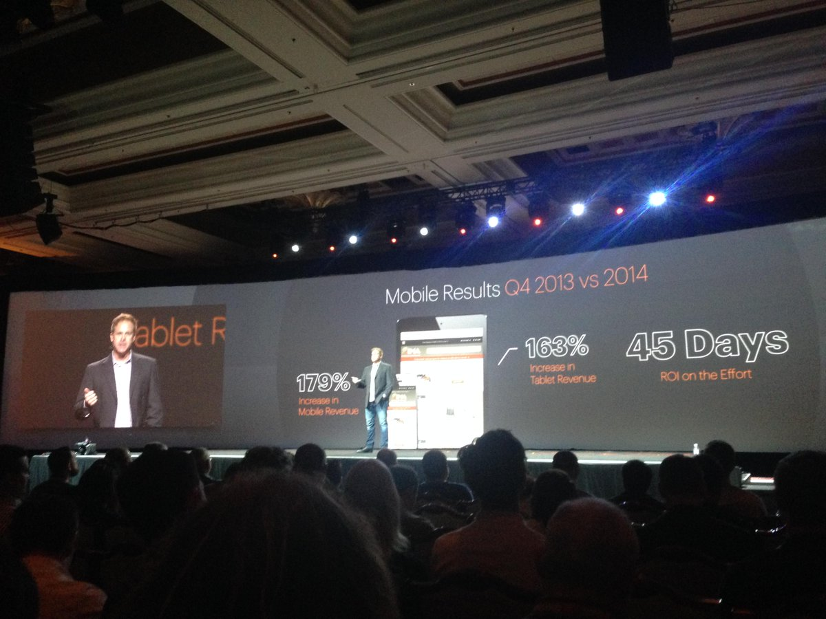 GoCorra: Thanks for the shoutout, Alex and @IMA_USA! Congrats again on these huge mobile gains! #ImagineCommerce http://t.co/IiHd2Umuxc