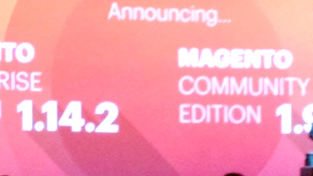 barbanet: Nueva version de #magento #ImagineCommerce http://t.co/wIHkTG7JA9