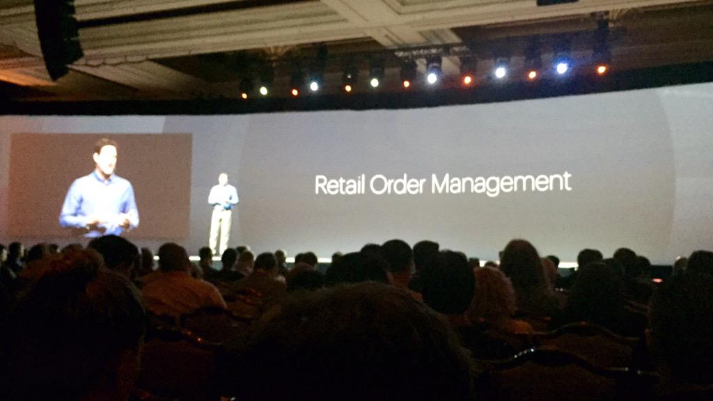 ericerway: Great overview of Retail Order Management from Mark. Thrilled to be part of bringing it to market. #ImagineCommerce http://t.co/Y0KAIfvM1n