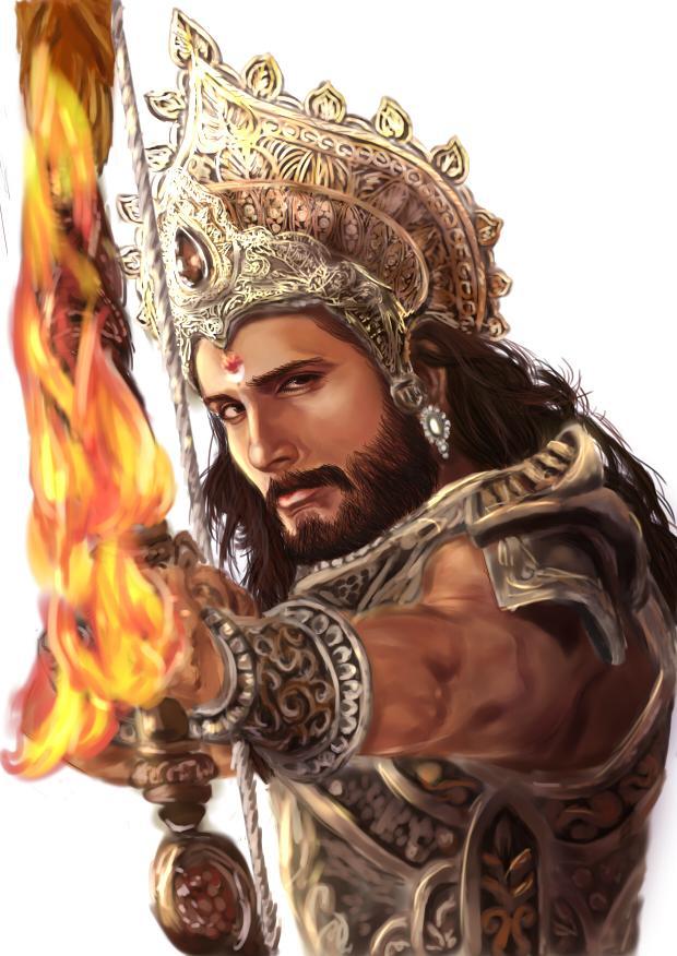 Elis Wijayanti On Twitter Wonderful Sketch Of Bhishma Pitamah Rt Ranlvyi Aravchowdharry Mahabharat Http T Co 3bzsksetf3
