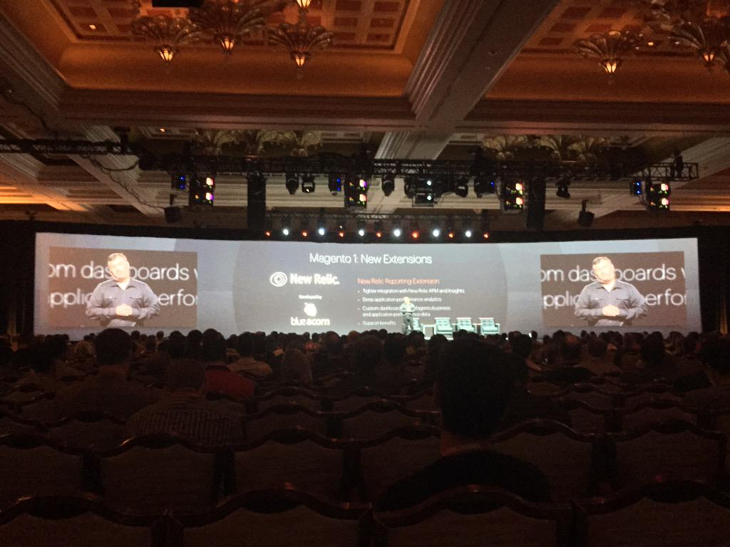 benmarks: ANOTHER @blueacorn mention during general session at #ImagineCommerce! So proud to have been a part of @kpe's team. http://t.co/9JpCdUEzp8