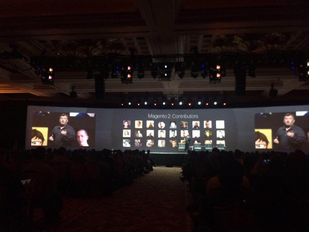 dotmailer: Shout out to all the @magento developers who help build Magento 2  #ImagineCommerce #Magento2 http://t.co/30aMAdDEwg