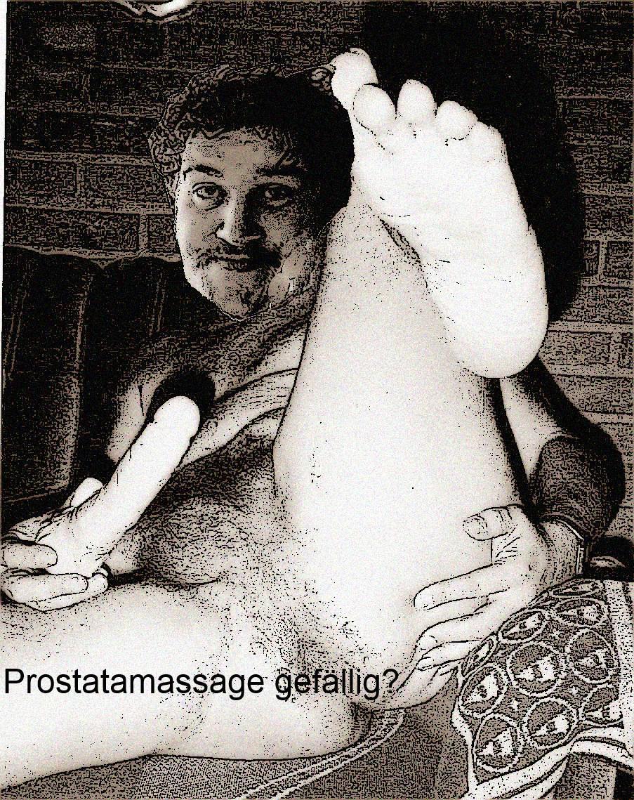 prostatamassage