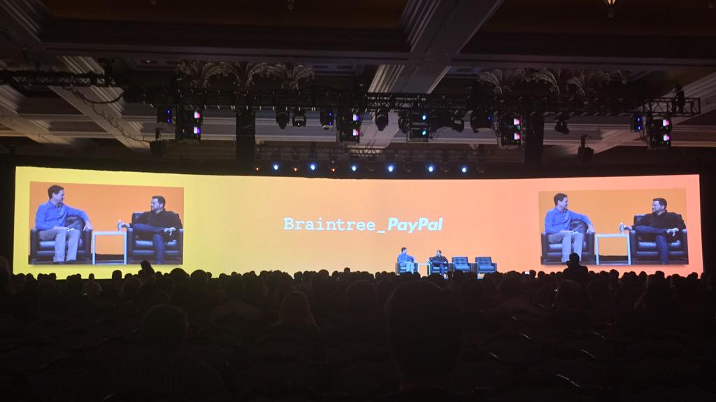 benmarks: Magento community of agencies, devs, merchants was and is a huge part of @braintree @PayPal success. #ImagineCommerce http://t.co/s0vKEkYEuN