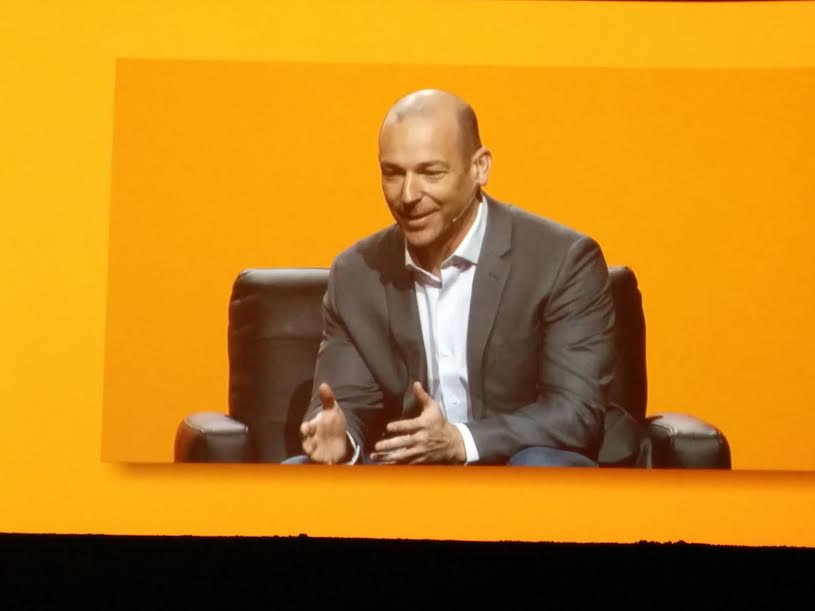 nexcess: This is what we call a CEO closeup :) #ImagineCommerce http://t.co/mCtSlbMTbC