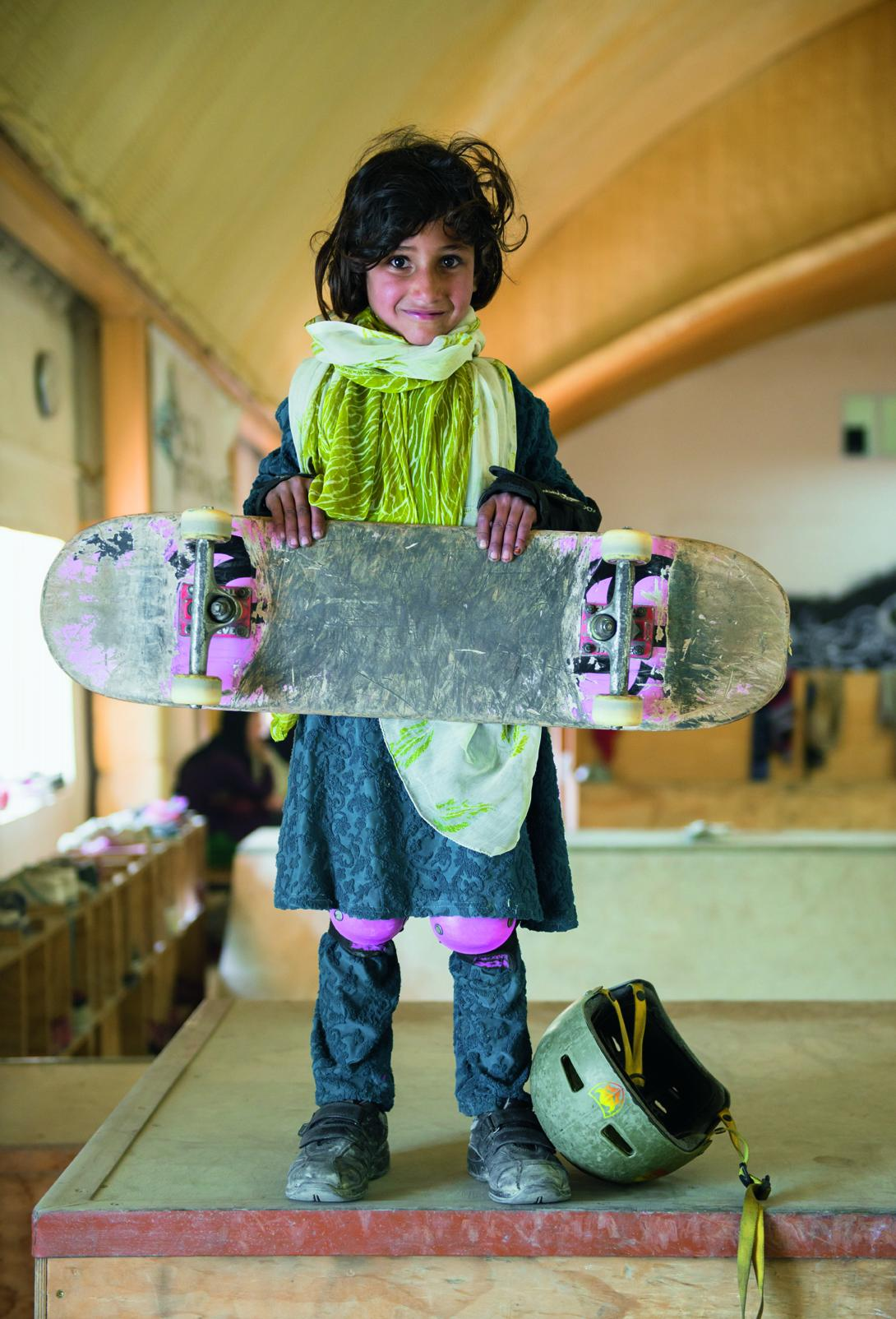 "RT @CageCricket: ""@Independent: In Afghanistan girls can't ride a bike. But they are allowed to skateboard http://t.co/2SwmkSwbP5 http://t.…"