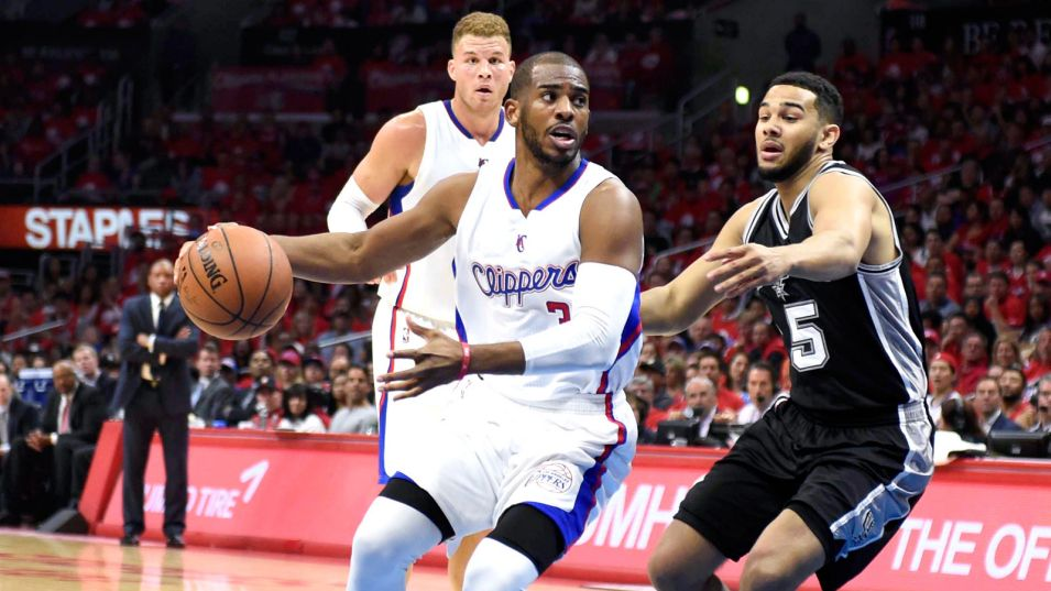 Chris Paul is leading the Clippers, but how far can they go? (@FoxSportsSD/Twitter)