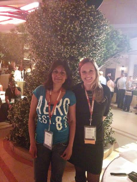 nexcess: Great time catching up with our partner (and friends) @Wagento. Awesome to talk, Lyndsey. #ImagineCommerce. http://t.co/iso9AW4yqN