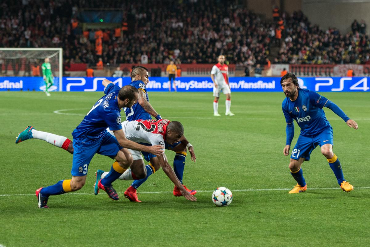 Quand l'AS Monaco prouve qu'il y avait penalty