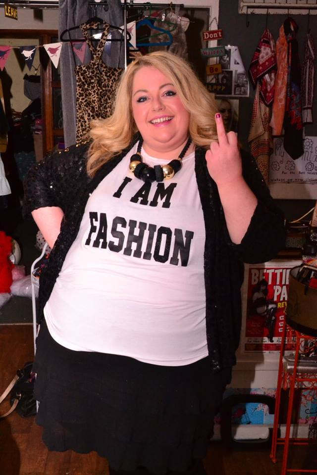 I'm beautiful. I'm confident. I'm sexy. I'm loved. I'm successful. Oh, I'm also FAT. Deal with it! #WeAreTheThey http://t.co/kBIzt8BSOn