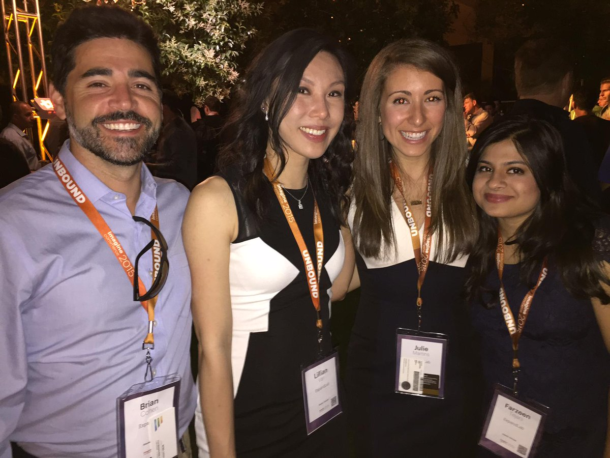 ExpandLab: ExpandLab had a great night at Magento Imagine! #MagentoImagine http://t.co/CQp0jYW9xQ