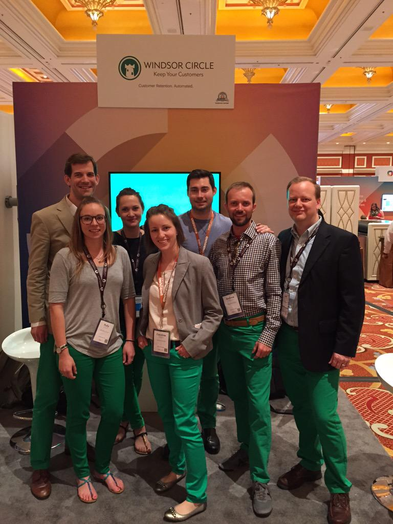 chelsearaegen: Had a great time at #ImagineCommerce with the @windsorcircle crew! http://t.co/6Wq53ZiTFO