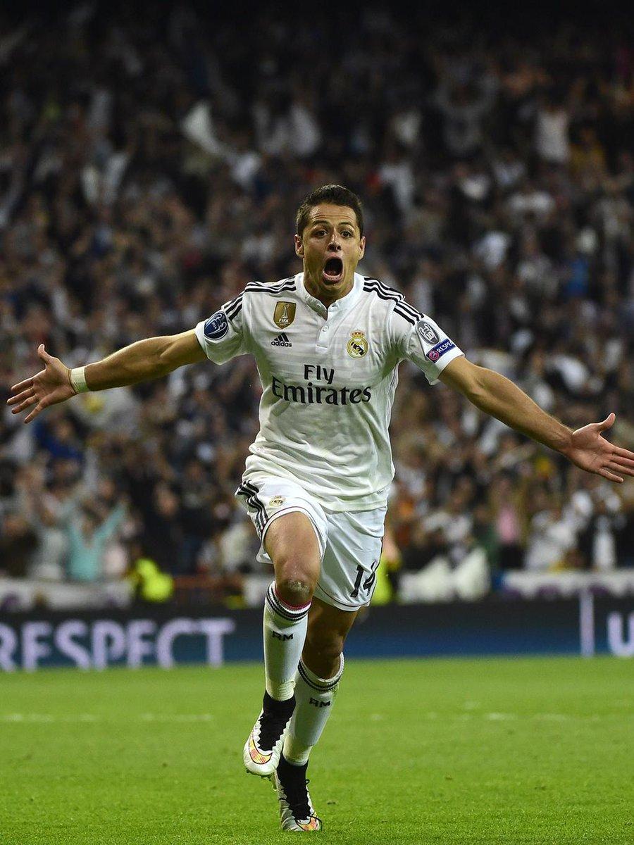 """""""Puede que no sea el mejor, pero, me parto el alma en cada partido"""": Javier """"Chicharito"""" Hernández http://t.co/j5GP9xOUx1"""