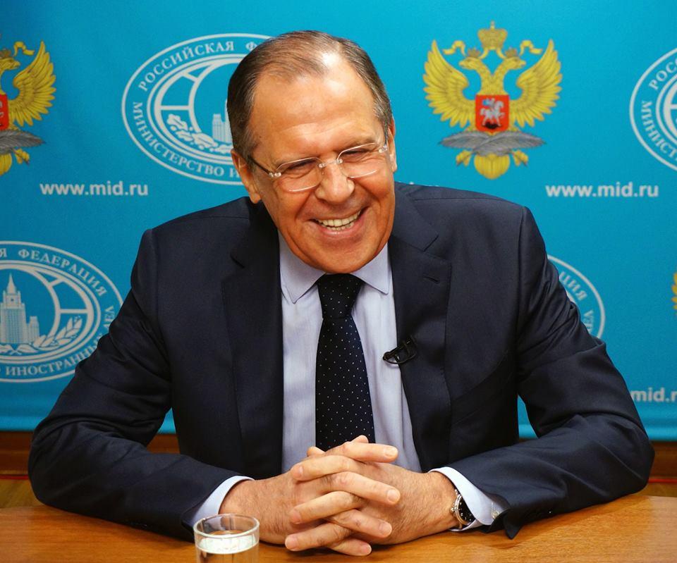 Thumbnail for Lavrovs intervju