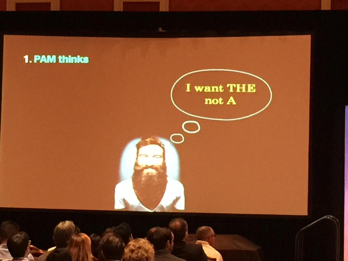 Blue_Bovine: #imaginecommerce - meet PAM aka post apocalypse man; partners, comedy and beer ! http://t.co/6wuLsSvQzk