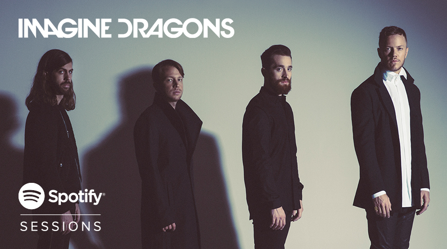 Hearing @Imaginedragons deliver a #SpotifySession this gripping was like a dream come true
