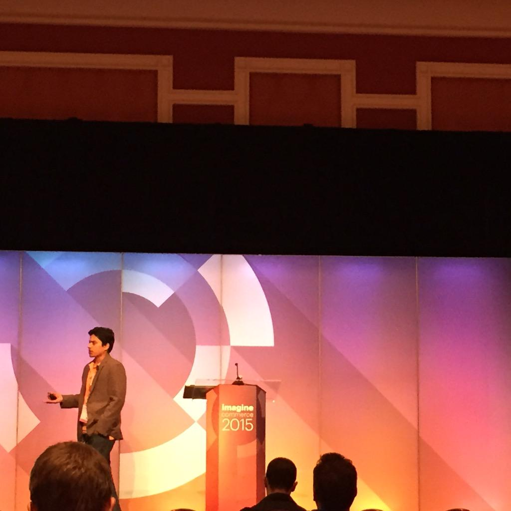 vrann: @AnupDugar covering topic of WepAPI framework and service contracts integration #ImagineCommerce http://t.co/1t48IYGLB1