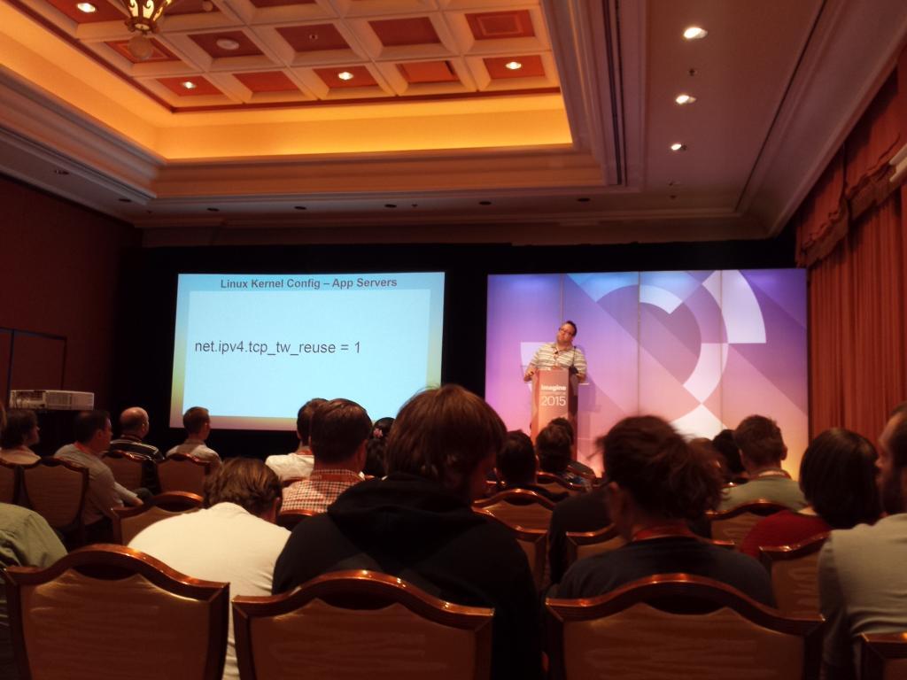 mgoldman713: Nick S tells us some @Linux kernel configuration best practices at #BarCamp @magentoimagine http://t.co/sCHFPJ8Qbl