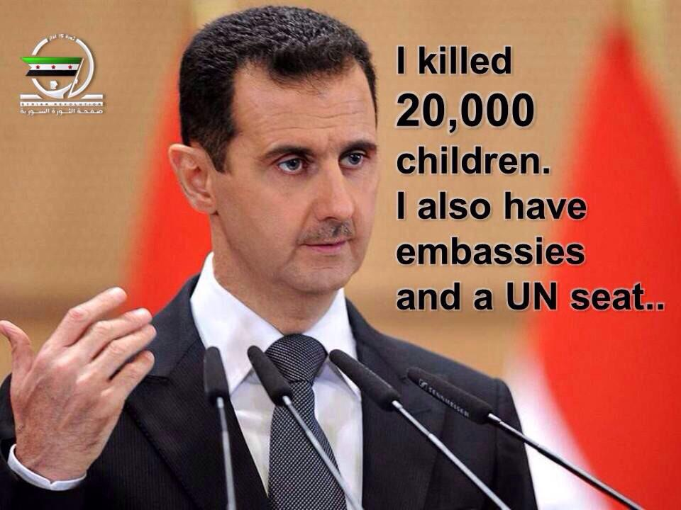 """""""Why are my daily crimes totally ignored by world media & governments?"""" #Syria http://t.co/N7RufW0eiE"""