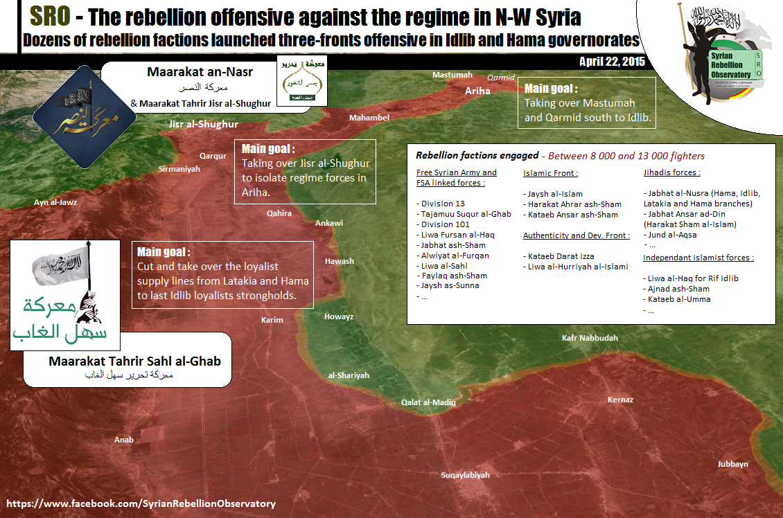 Guerre Civile en Syrie ( LISEZ LE PREMIER POST ! ) - Page 39 CDPBsc9WEAEVcfL