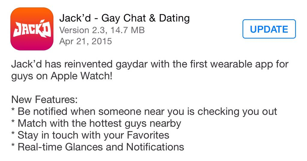 Jack  d-Gay Chat & dating