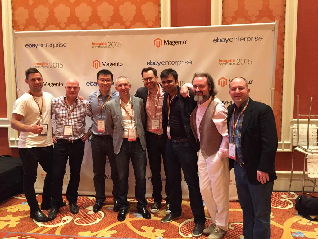 chrissimmons: The End.  #ImagineCommerce http://t.co/nF6aRk9s78