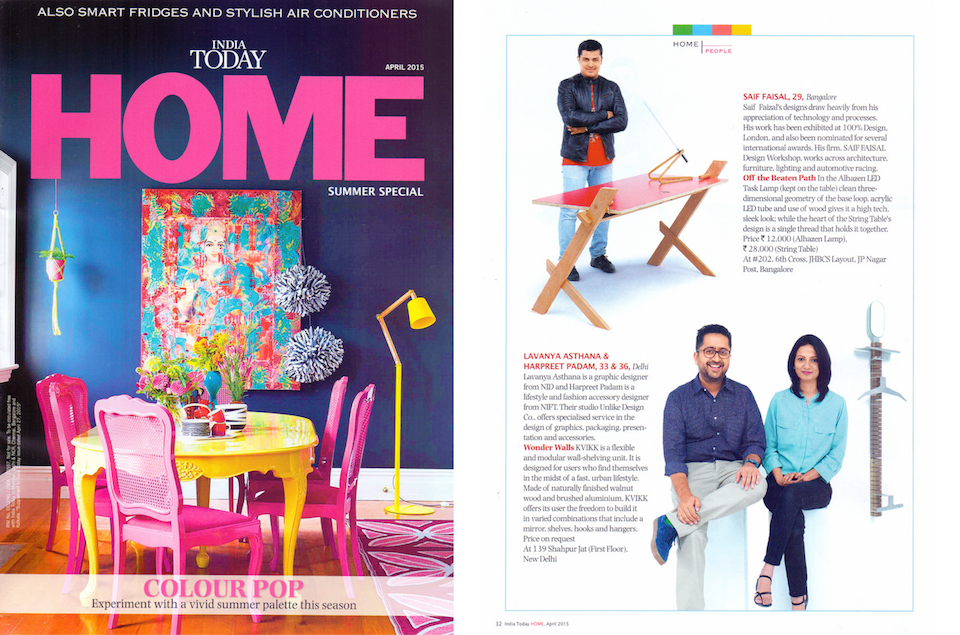 1011 pm 22 apr 2015 - Home Magazine India