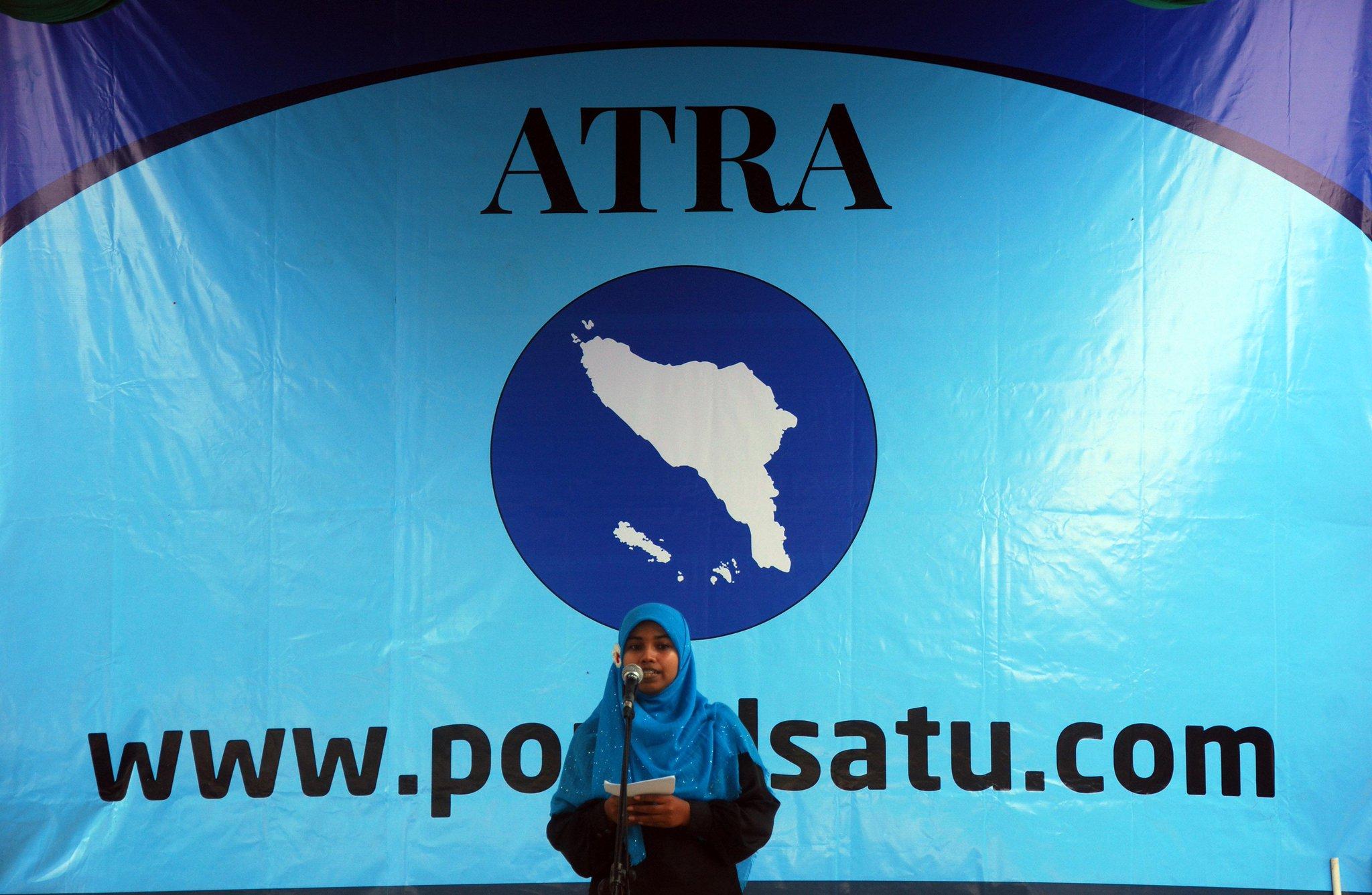 Mualem Resmikan Portalsatu.com dan Majalah ATRA