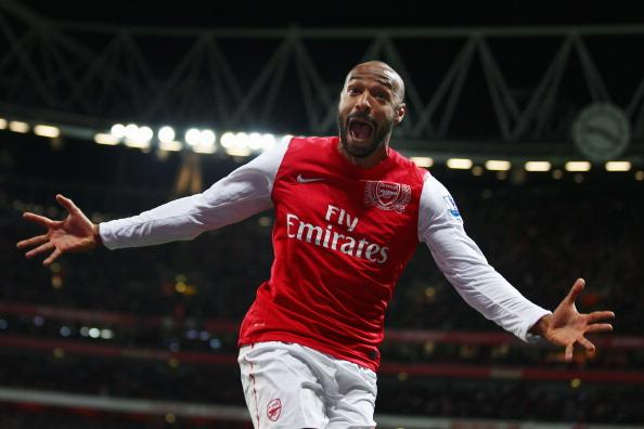 Henry celebrates goal versus Leeds in FA Cup 3rd round like it's the winner in a Champions League quarter final... http://t.co/2mnrHoimv0