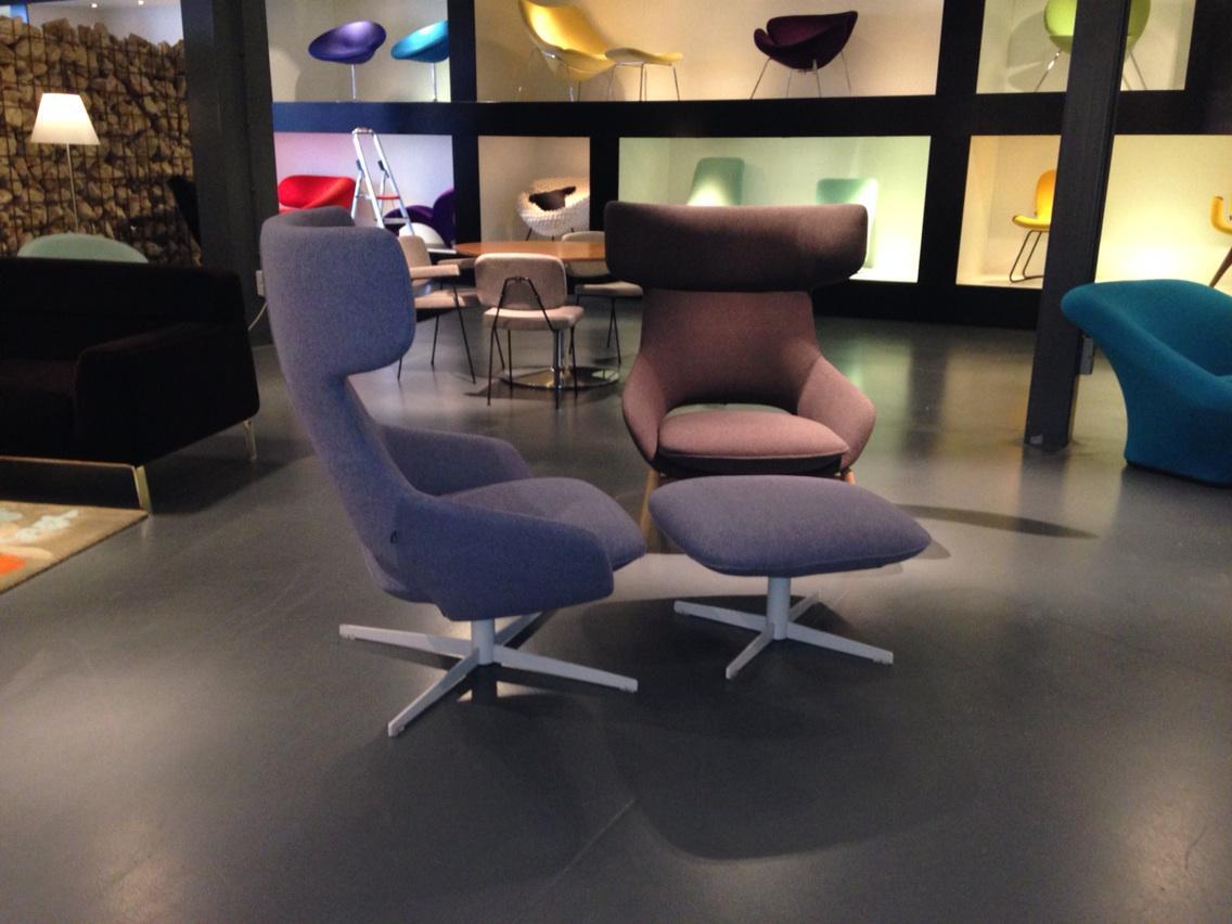 Artifort lounge chair p